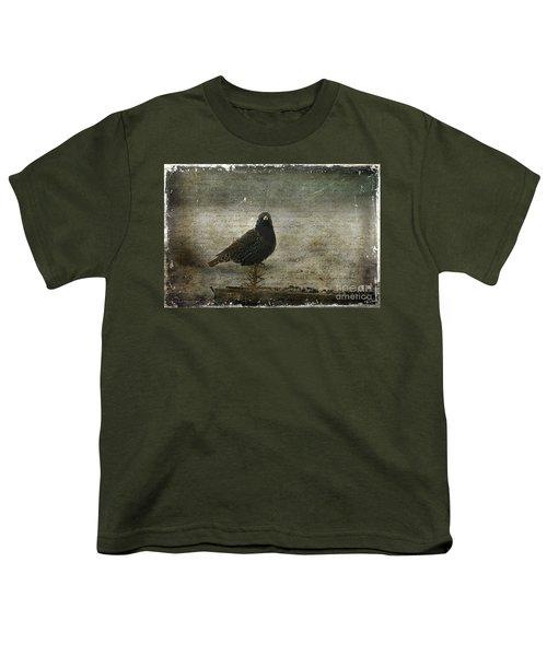 European Starling Youth T-Shirt