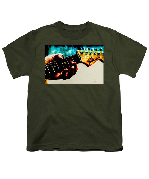 Fender Strat Youth T-Shirt