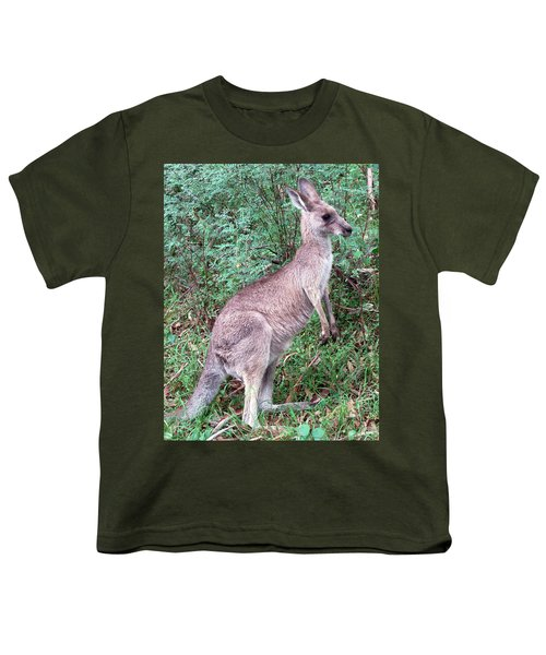Grazing In The Grass Youth T-Shirt by Ellen Henneke