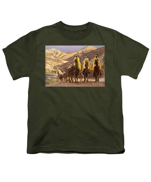 Journey Of The Magi Youth T-Shirt