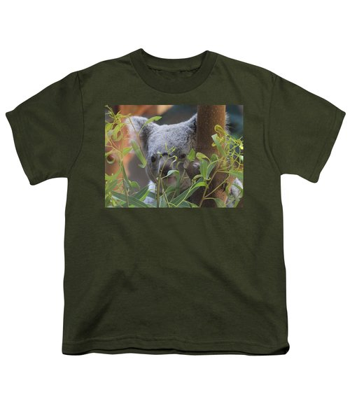 Koala Bear  Youth T-Shirt