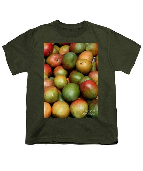 Mangoes Youth T-Shirt by Carol Groenen