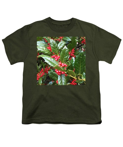 Merry Berries Youth T-Shirt