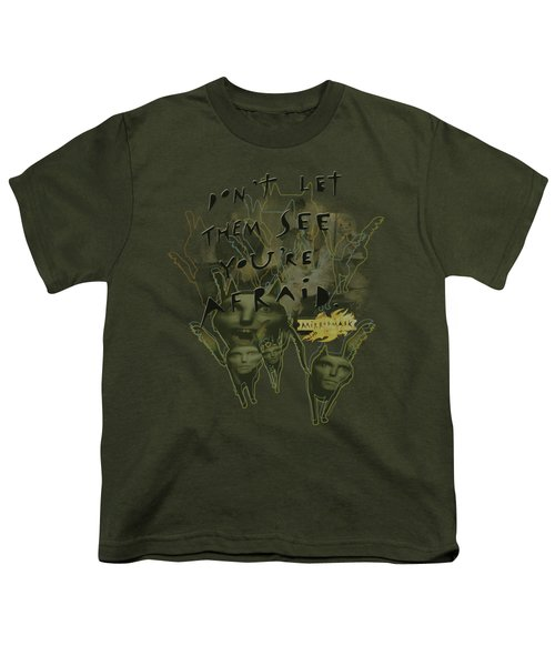 Mirrormask - Don't Let Them Youth T-Shirt