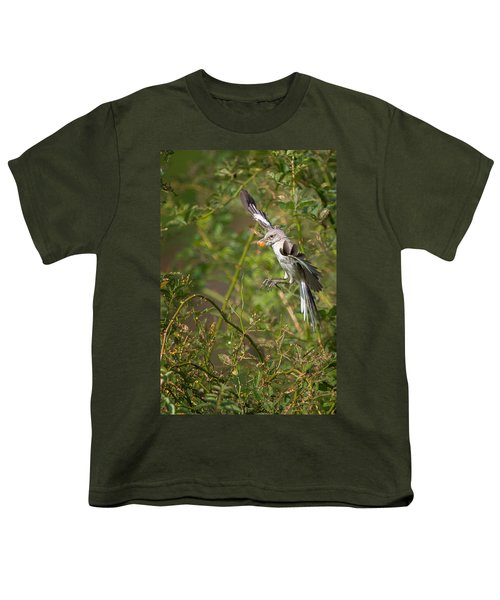 Mockingbird Youth T-Shirt by Bill Wakeley