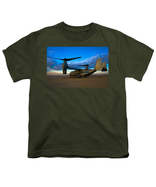 Osprey Sunrise Series 1 Of 4 Youth T-Shirt