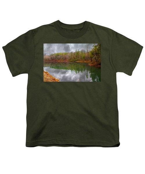 Otter Lake Reflections Youth T-Shirt
