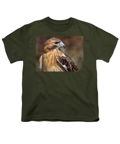 Red Tail Hawk Youth T-Shirt
