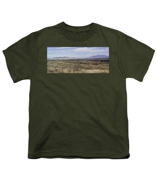 Sonoita Arizona Youth T-Shirt by Lynn Geoffroy