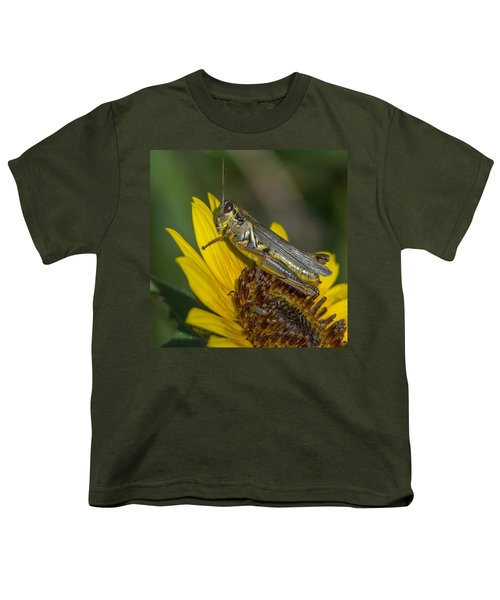 Sunflower Love Youth T-Shirt