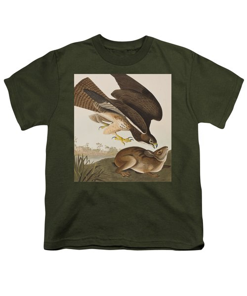 The Common Buzzard Youth T-Shirt