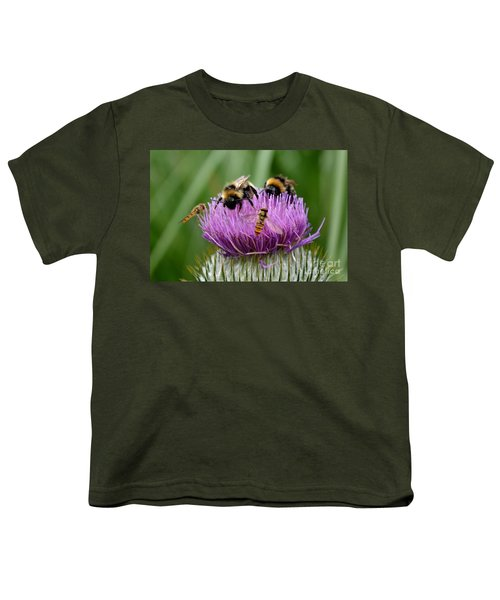 Thistle Wars Youth T-Shirt