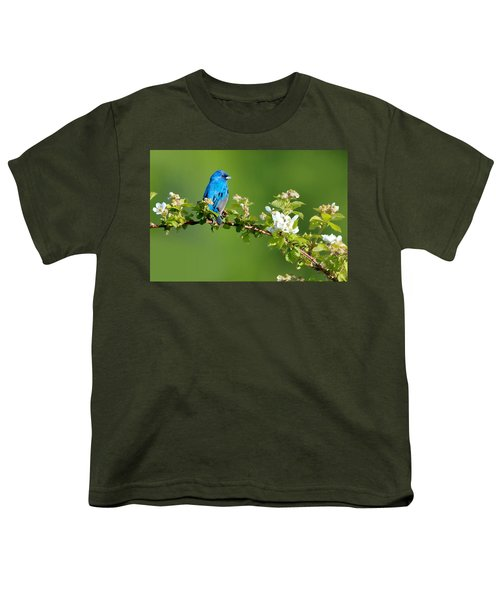 Vibrance Of Spring Youth T-Shirt