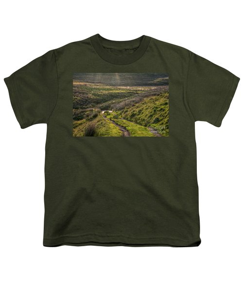 Icy Track Youth T-Shirt