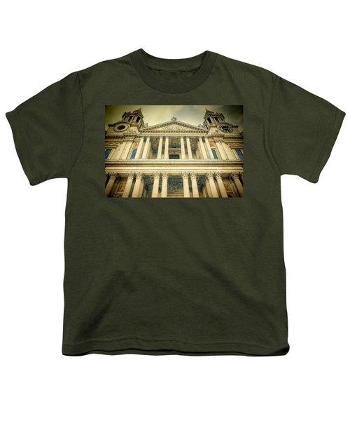 St Pauls Standing Youth T-Shirt