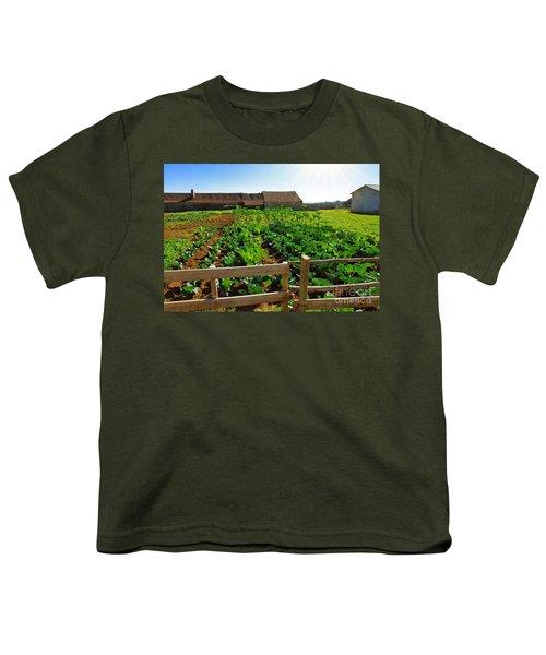 Vegetable Farm Youth T-Shirt