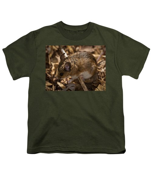 White-footed Mouse Youth T-Shirt