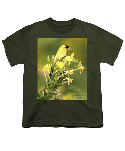 Goldfinch Youth T-Shirt