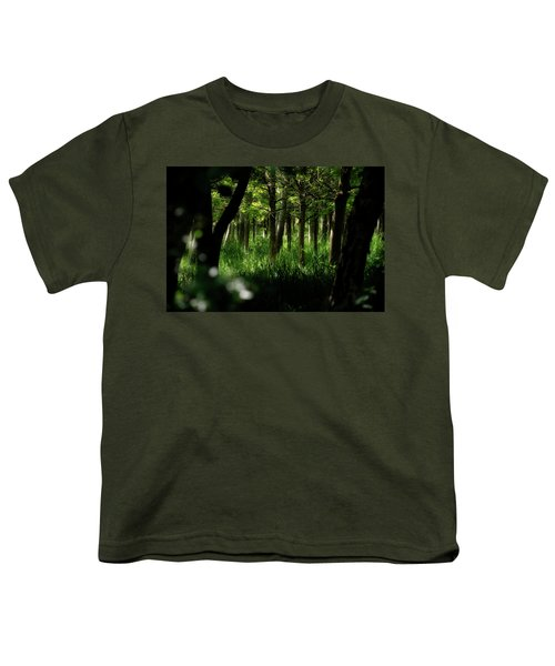 A Walk In The Woods Youth T-Shirt