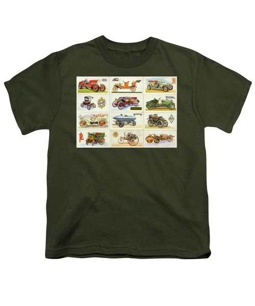 Collage  Youth T-Shirt