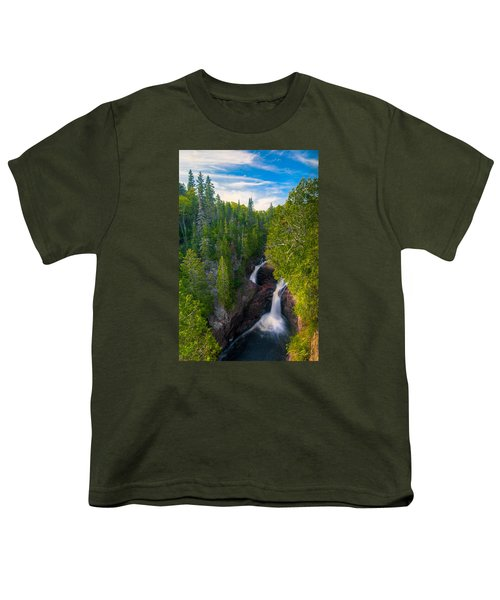 Devil's Kettle  Youth T-Shirt