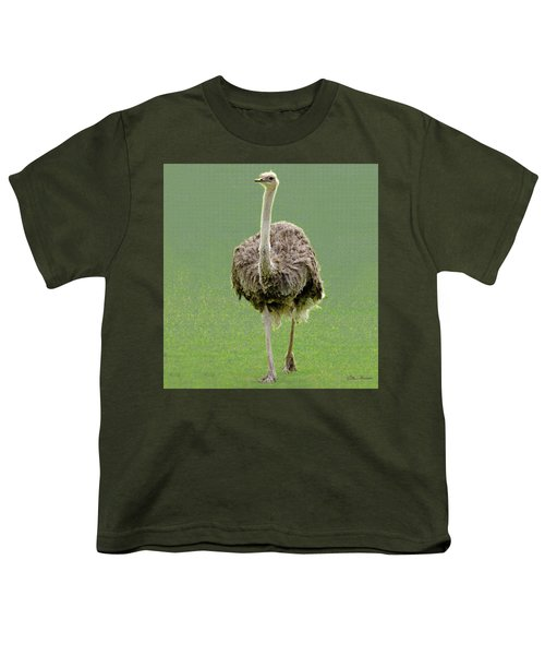 Emu Youth T-Shirt by Ellen Henneke