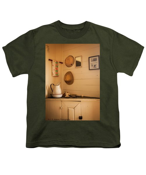 Fort Rock Museum Youth T-Shirt