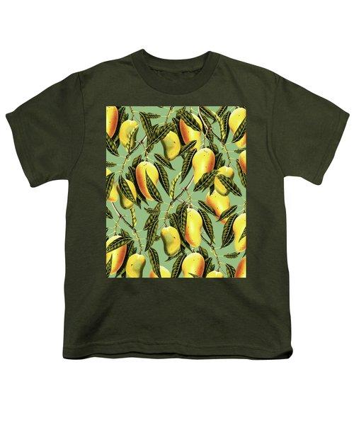 Mango Season Youth T-Shirt by Uma Gokhale
