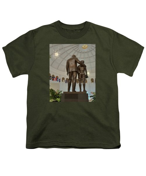 Milton Hershey And The Boy Youth T-Shirt
