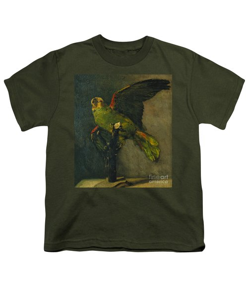 The Green Parrot Youth T-Shirt