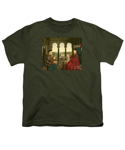 The Rolin Madonna Youth T-Shirt