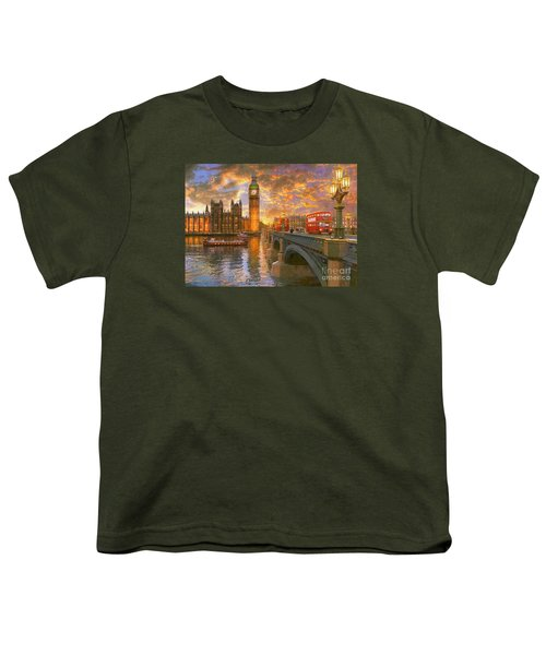 Westminster Sunset Youth T-Shirt