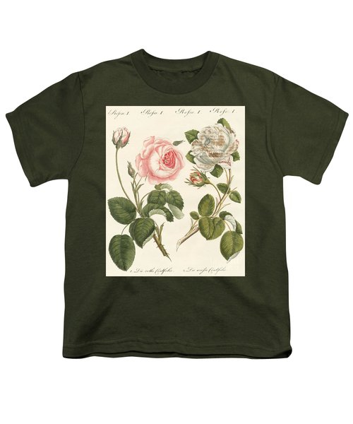 Kinds Of Roses Youth T-Shirt