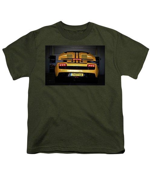 Lamborghini Gallardo Youth T-Shirt