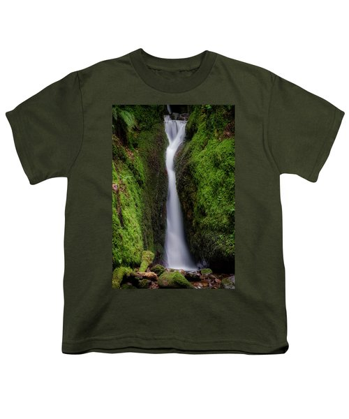 Dollar Glen In Clackmannanshire Youth T-Shirt