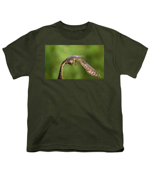 Red-tailed Hawk Youth T-Shirt