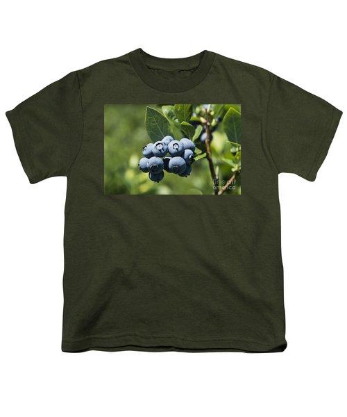 Blueberry Bush Youth T-Shirt