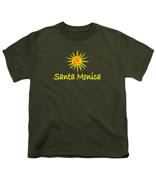 Santa Monica Youth T-Shirt