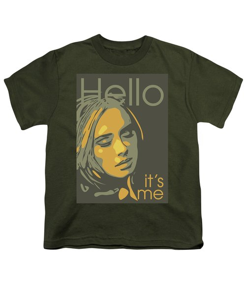 Adele Youth T-Shirt by Greatom London