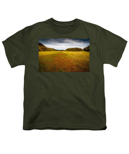 Ancient Indian Burial Ground  Youth T-Shirt