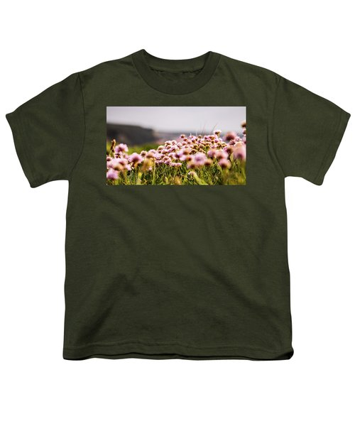 Armeria Youth T-Shirt by Keith Sutton