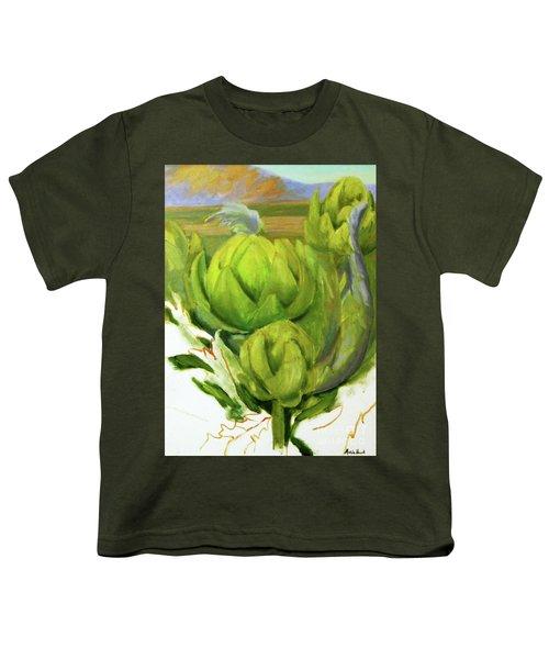 Artichoke  Unfinished Youth T-Shirt