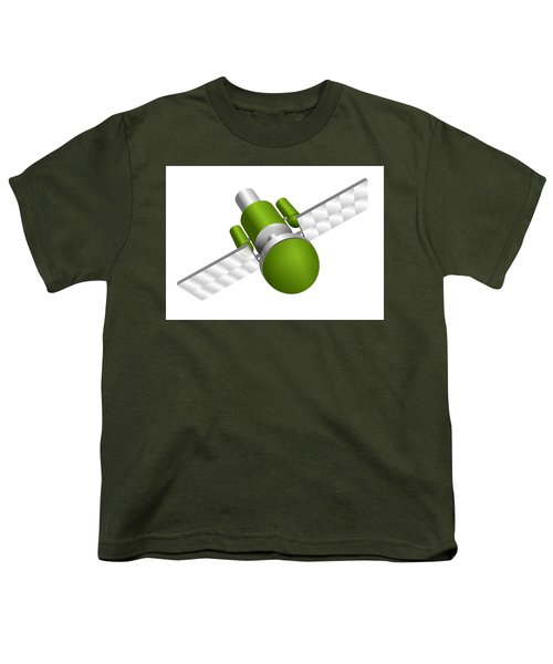 Artificial Satellite Youth T-Shirt