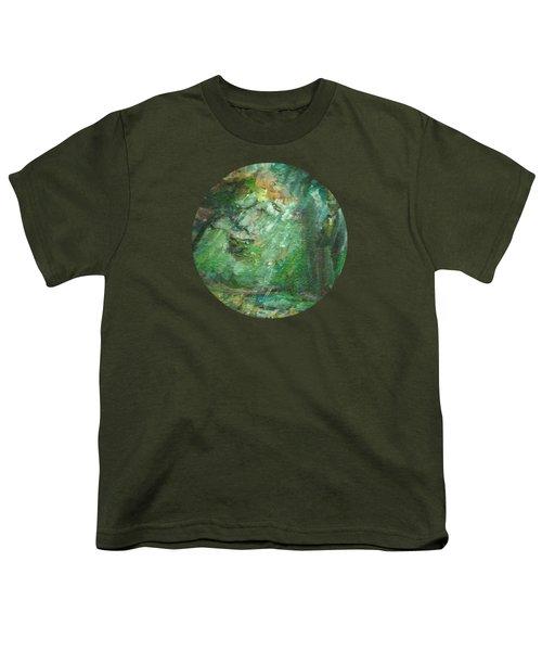Rainy Woods Youth T-Shirt