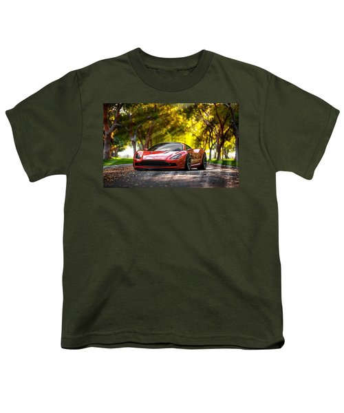 Aston Martin Dbc Youth T-Shirt