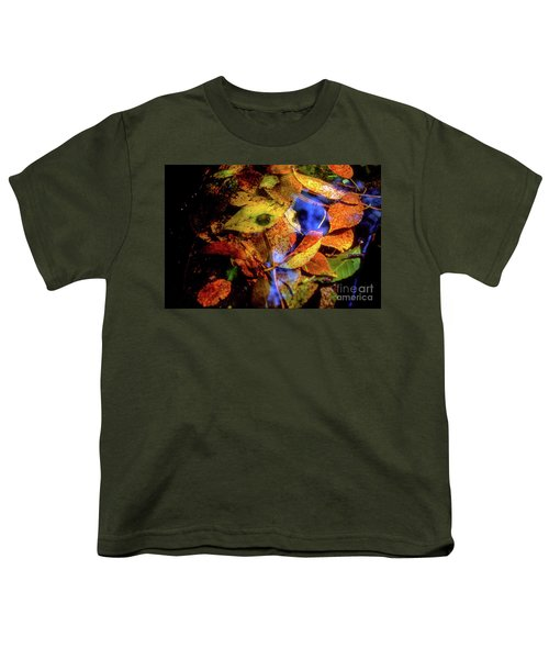 Autumn Leaf Youth T-Shirt
