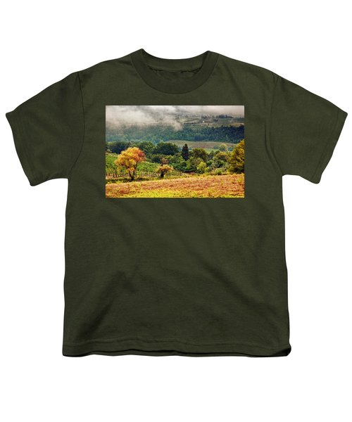 Autumnal Hills Youth T-Shirt