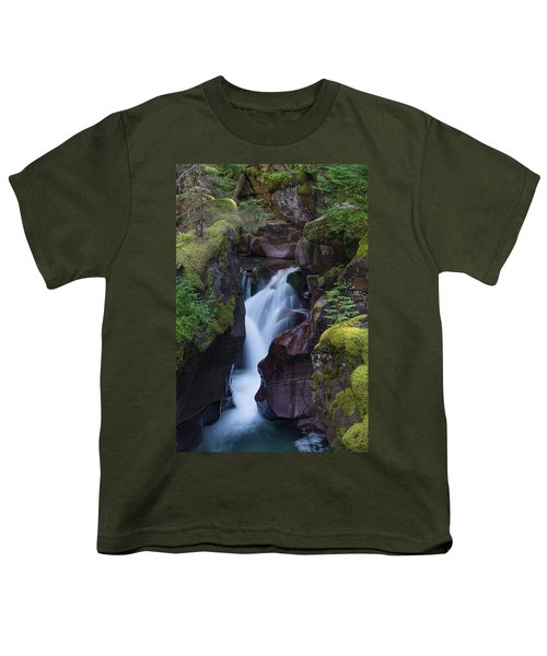 Avalanche Gorge 3 Youth T-Shirt