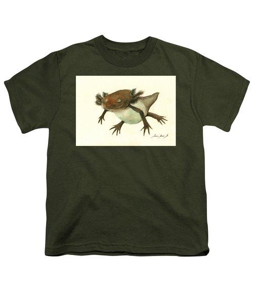Axolotl Youth T-Shirt