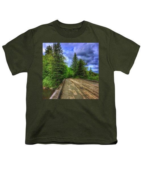 Backroad Wandering Youth T-Shirt